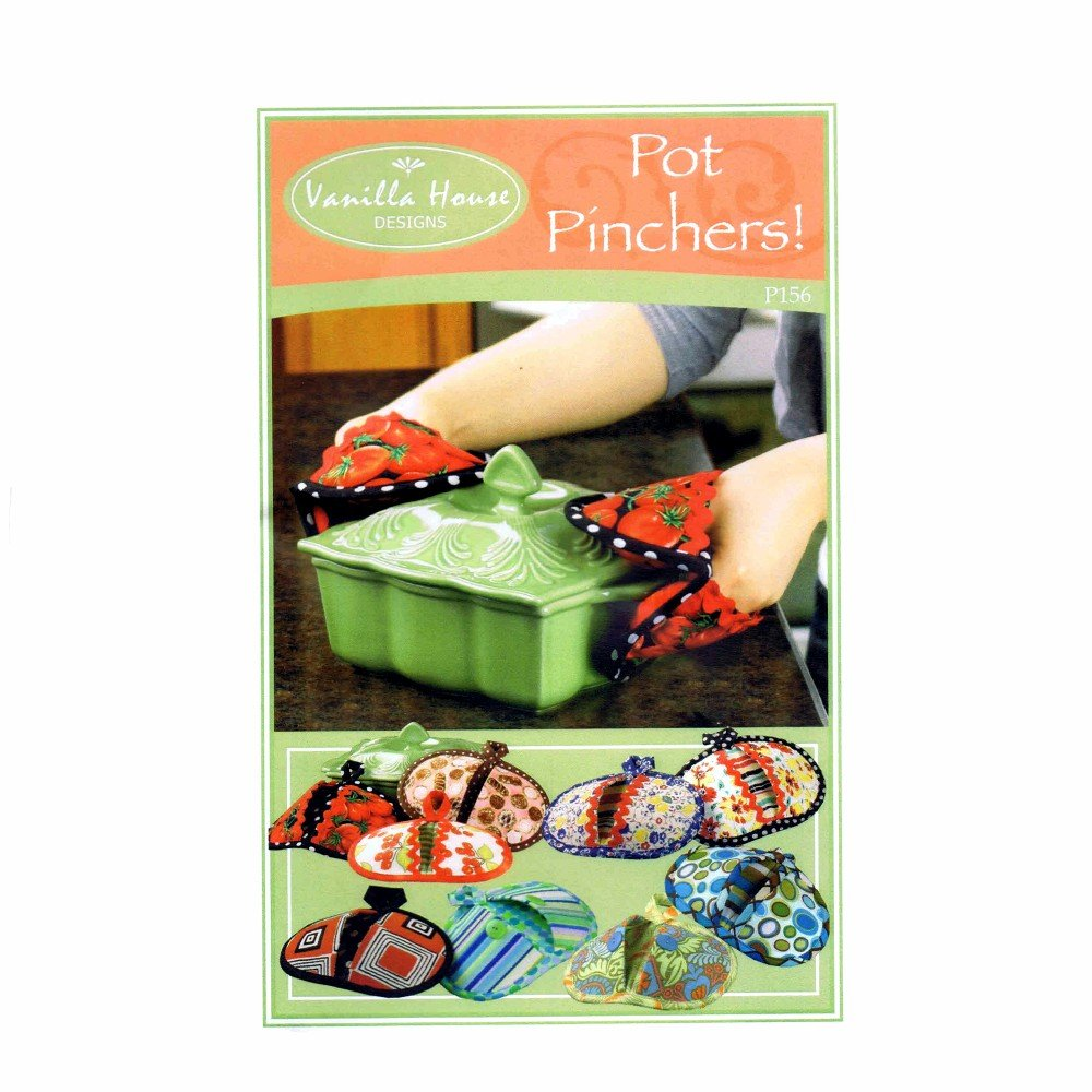Pot Pinchers Pattern Vanilla House