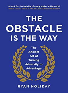Ego is the enemy ryan holiday 9781591847816 amazon books the obstacle is the way the ancient art of turning adversity to advantage fandeluxe Choice Image