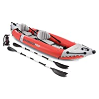 Deals on Intex Professional Series Inflatable Fishing Kayak