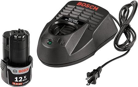 Amazon.com: Batería de alta capacidad BAT414 de Bosch ...
