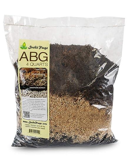 Amazon Com Josh S Frogs Abg Mix 4 Quart 1 Gallon Pet Supplies