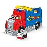 Mega Bloks Vehículo De Construcción Transformable (12 Piezas)
