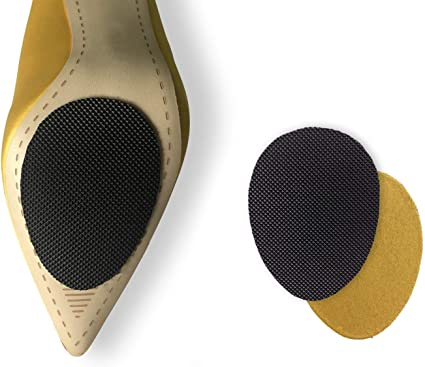 10pcs Self-Adhesive Shoes Heel Sole Anti-slip Grip Pads Non-slip Cushion
