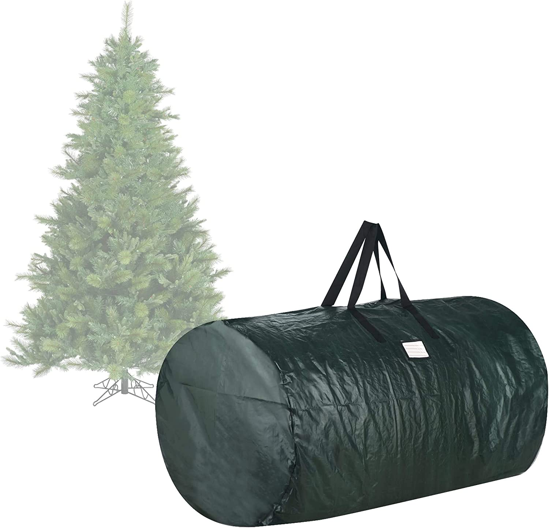 7.5 Foot Green Christmas Tree Storage Bag