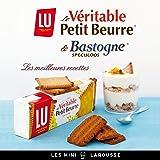 Lu le véritable Petit-beurre - Bastogne et spéculoos - les meilleures recettes