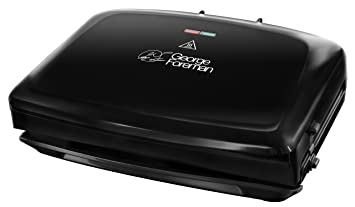 george foreman 24330 large 5 portion health grill removable plates rh amazon co uk Instruction Manual Clip Art Operators Manual