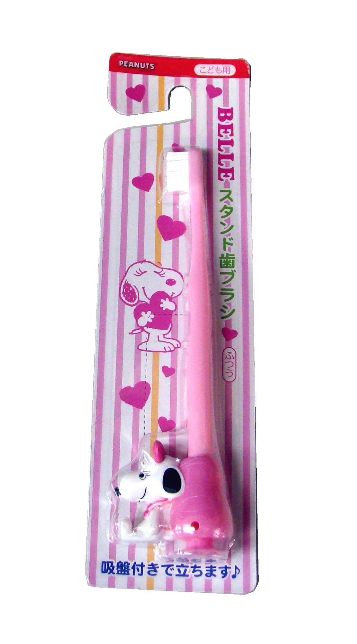 Stand toothbrush Snoopy ( Bell )