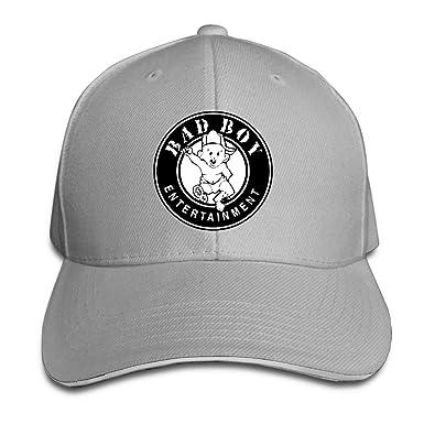 YesYouGO Bad Boy Records Logo Adjustable Snapback Caps Baseball Peaked Hat 7746a20ffec