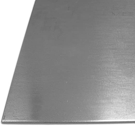 Stahlbleche verzinkt in 1,5mm Feinblech Platten Streifen Metall Zuschnitte