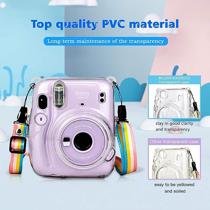 Muziri Kinokoo Kameratasche Für Fuji Instax Mini 11 Kamera