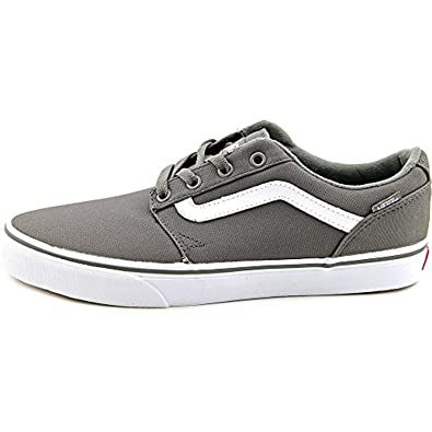 1bec4f42af6 Image Unavailable. Image not available for. Color  Vans Chapman Stripe ...