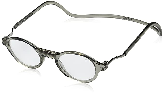 f58d4a09ea Amazon.com  Unisex-Adult Classic Magnetic Classic Reading Glasses ...