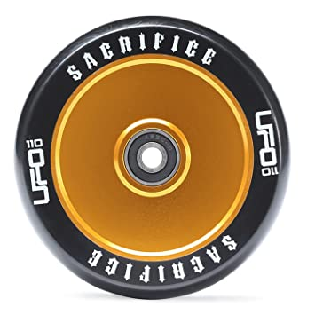 Sacrifice Wheels UFO 110 mm Patinete rollo + Fan tic26 ...