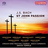 J.S.Bach: St John Passion (In English) / Temple