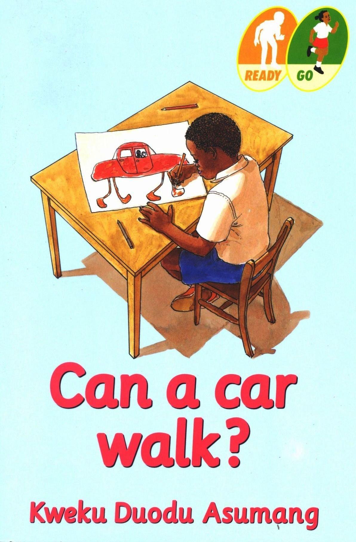 Read Online Can a Car Walk? (Ready...go (level 2: go)) pdf