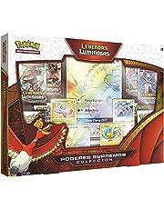Pokemon JCC- Colección Poderes Supremos de Leyendas Luminosas (The Pokémon Company POGXPR01)