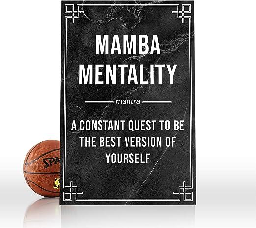 Mamba Mentality Definition|Kobe Bryant Quote|Mamba Mentality Quote|Kobe  Bryant Poster|Lakers Kobe Bryant|Kobe Bryant Mamba Mentality|Kobe Bryant  Wall ...