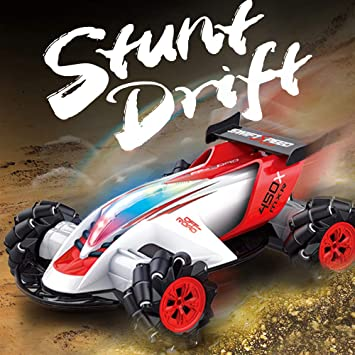 Godyluck Z108 2.4G 1/10 360 Degree Spinning Stunt RC Car 20 km / h ...