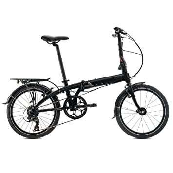 """tern Link C8 - Bicicletas plegables - 20"""", DR gris/negro 2018"""