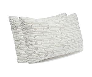Premium Shredded Hypoallergenic Certipur Memory Foam Pillow