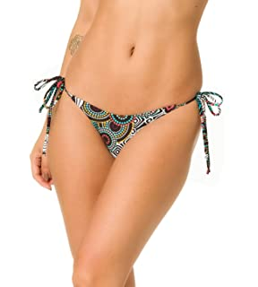 8d3d5a3ef02a1 Coqueta Swimwear Sexy Mini Brazilian Bikini String Thong Swimsuit Bottom  CROCK