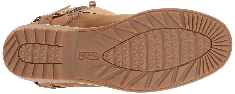 Teva Women's W DE LA Vina Dos Tall Boot B01MU2DZAK 8 B(M) US|Bison