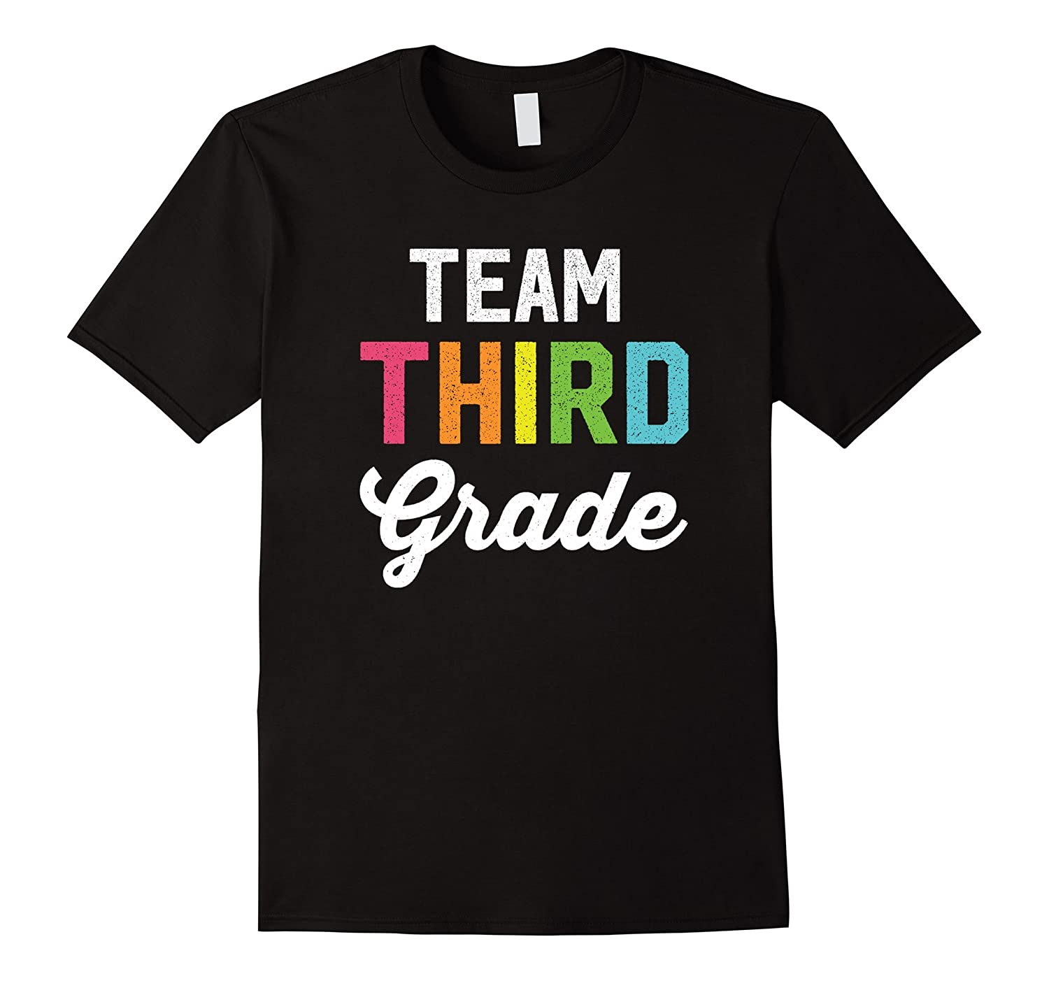 Team 3rd Third Grade Teacher - Back To School T-Shirt-FL
