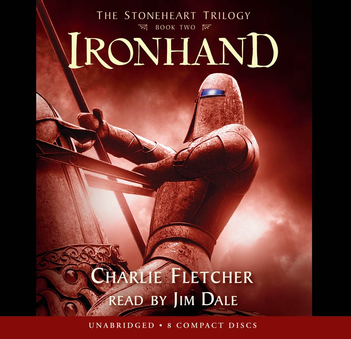 Read Online Stoneheart #2: Ironhand - Audio Library Edition pdf epub