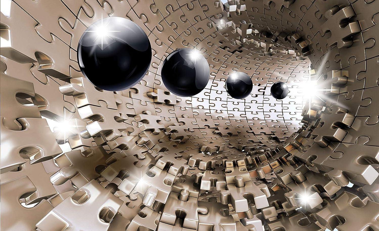 Forwall Fototapete Vlies Wanddeko Tunnel 3D – Moderne Wanddekoration 10419VEXXXL 10419VEXXXL 10419VEXXXL 416cm x 254cm B07NNC936P Wandtattoos & Wandbilder 4cb188