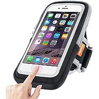 Risepro Waterproof Smartphone Exercise Armband (Black)
