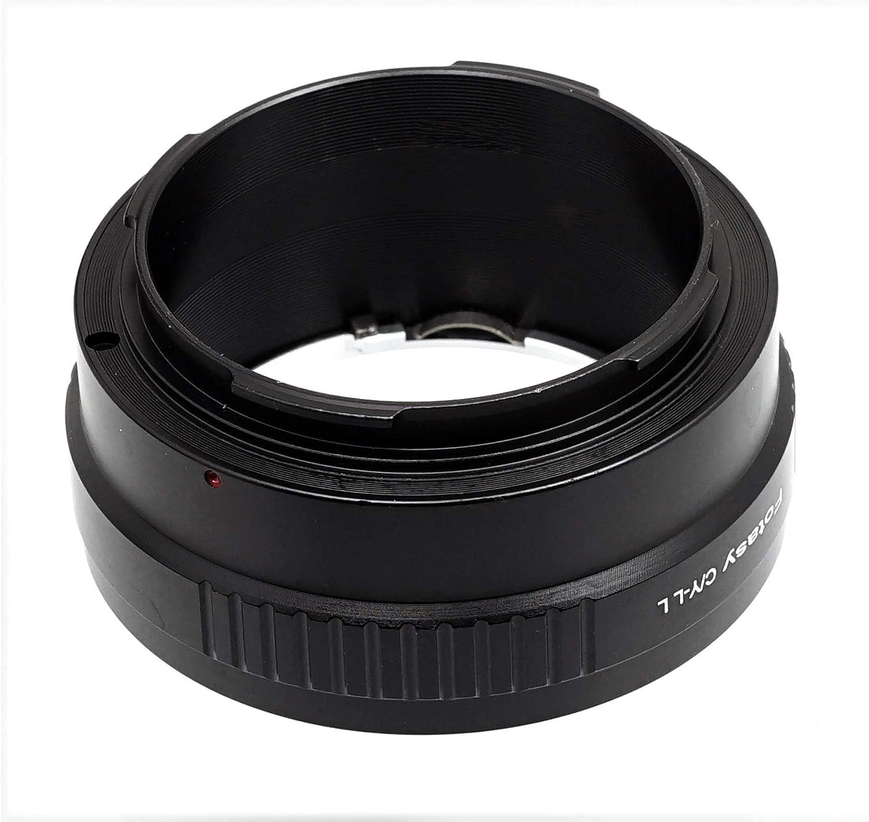 Exakta Panasonic S Adapter Fotasy Exakta Lens to Leica L Adapter Exakta Leica SL Adapter fits Exakta//Auto Topcon Lens /& Leica SL TL2 TL /& Panasonic Lumix S1 S1H S1R Sigma fp Exakta Leica T Adapter