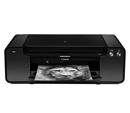 amazon com canon pixma pro 1 professional inkjet printer electronics