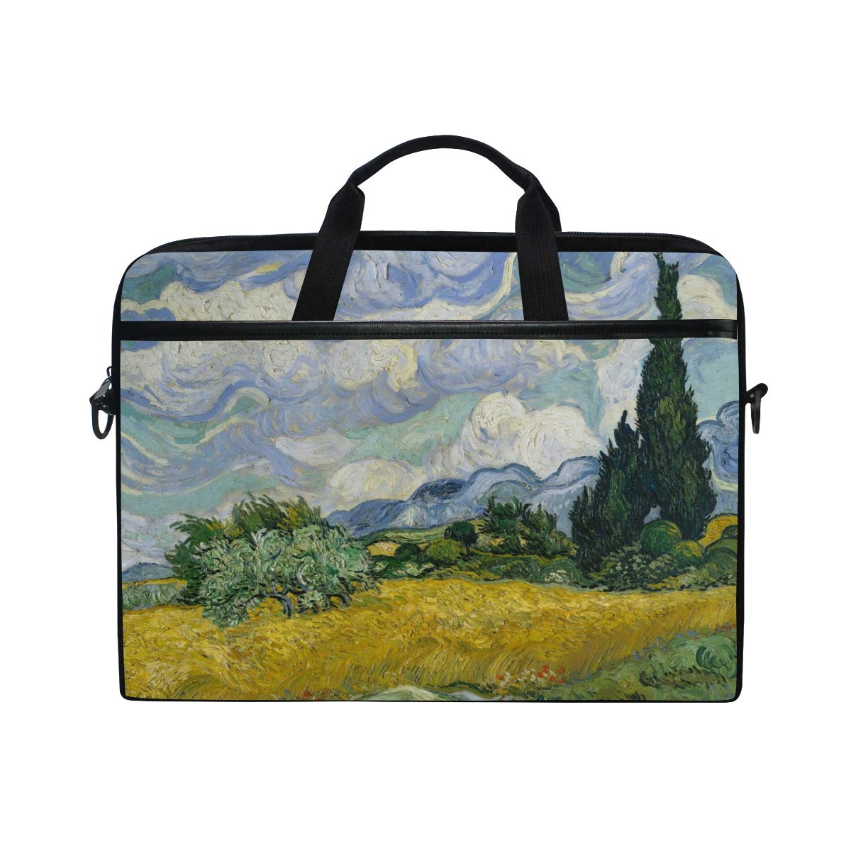 298483311769 Amazon.com: WXLIFE Vintage Wheat Field Van Gogh Art 13 13.3 14 Inch ...