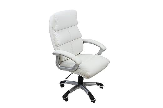 Opinioni per avanti trendstore sedia ufficio girevole bianca