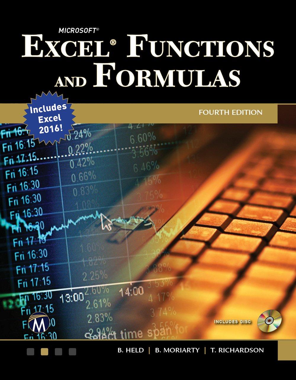 Microsoft Excel Functions and Formulas Amazon.de Held, Bernd ...