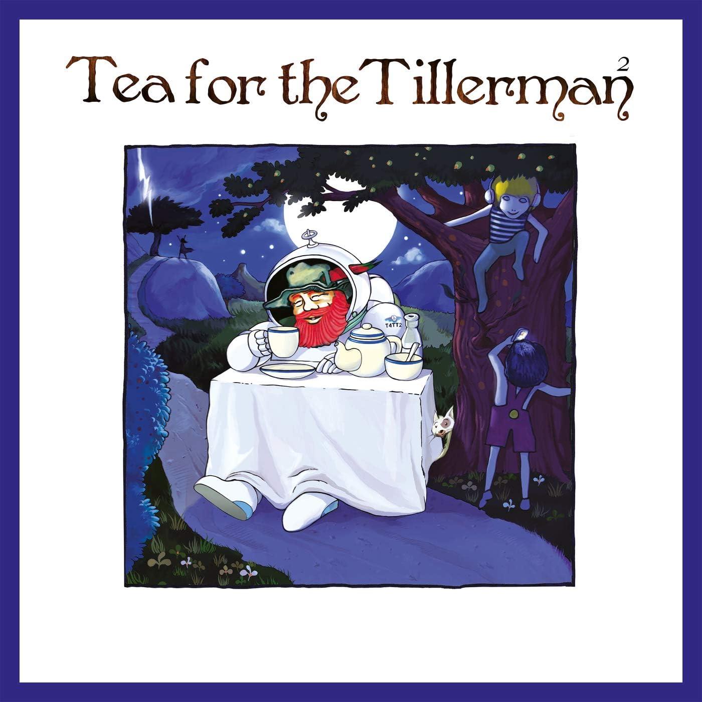 Tea For The Tillerman 2 By Yusuf Cat Stevens Amazon Co Uk Music