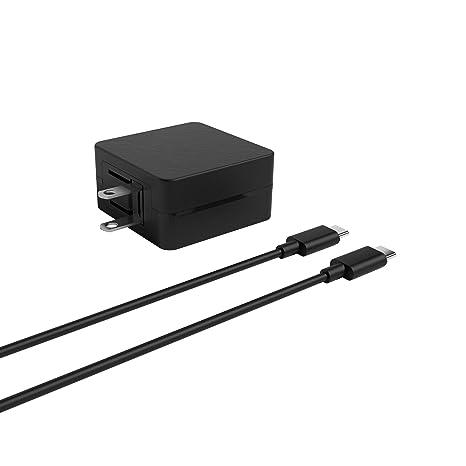 Amazon.com: Cable Cargador Fuente de alimentación Adaptador ...
