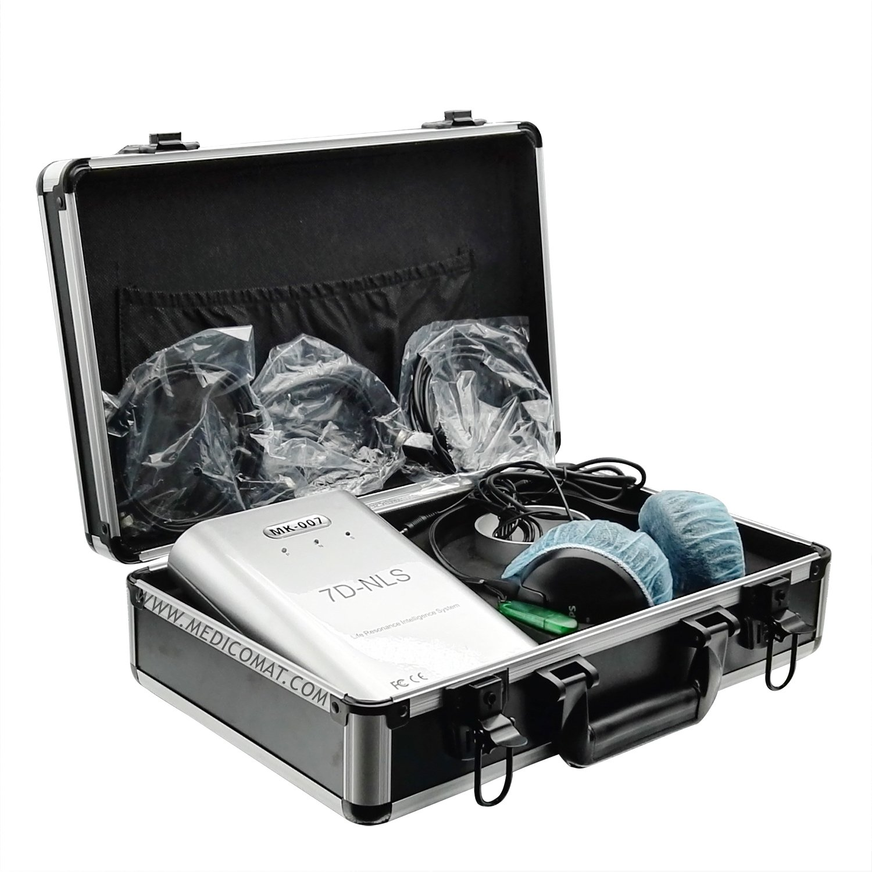 Biofeedback Therapy Medicomat-36 Biofeedback Bioresonance Computer USB Gadgets Wellness Biofeedback Stress Personal Biofeedback NLS System
