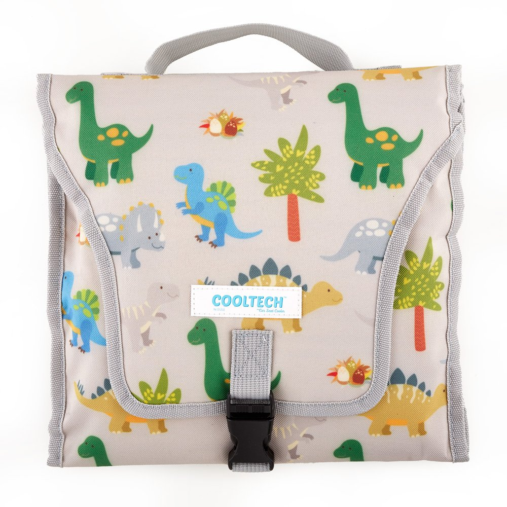 Amazon mommys helper car seat sun shade baby cooltech tm car seat cooler dino fandeluxe Image collections