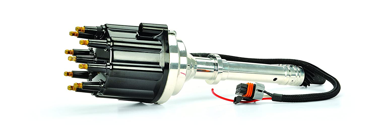 FAST 305017 Dual-Sync Billet Distributor for Big Block Chevy Tall Deck Applications