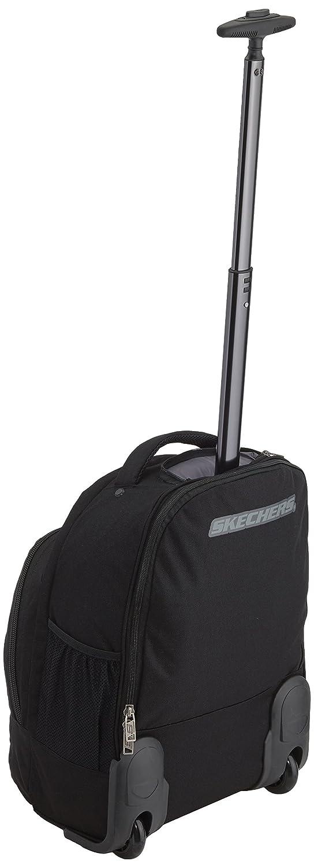 Skechers Schulranzen Airforce Trolley Rucksack Schwarz 72304.06