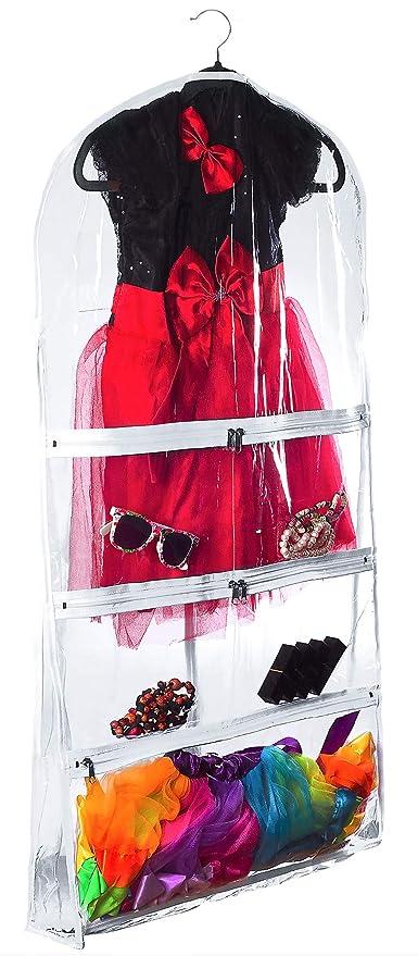 Amazon.com: Nuevo Disfraz bolsa de ropa adultos/niños ropa ...