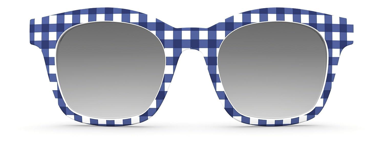 Swatch - Gafas de sol - para mujer blanco azul: Amazon.es ...