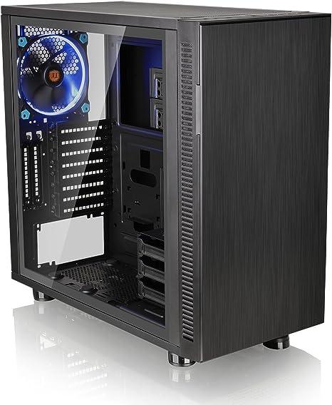 Thermaltake Suppressor F31 ATX Mid Tower Ultra Silencioso Gaming Silent Computer Case CA-1E3-00M1WN-00: Amazon.es: Informática