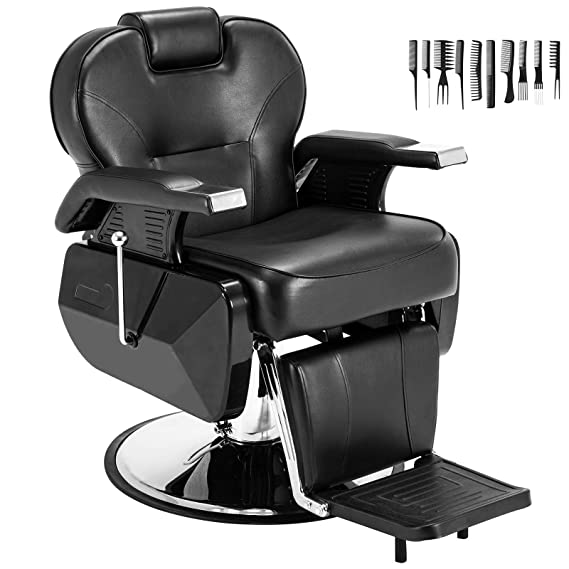 Superworth Hydraulic Recline Barber Chair