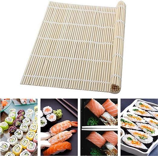 DoreenBow Sushi - Cinta de Correr para arroz, Alfombra de arroz ...