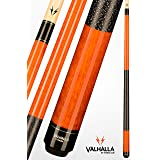 Viking Valhalla 2 Piece Pool Cue Stick with Irish Linen Wrap