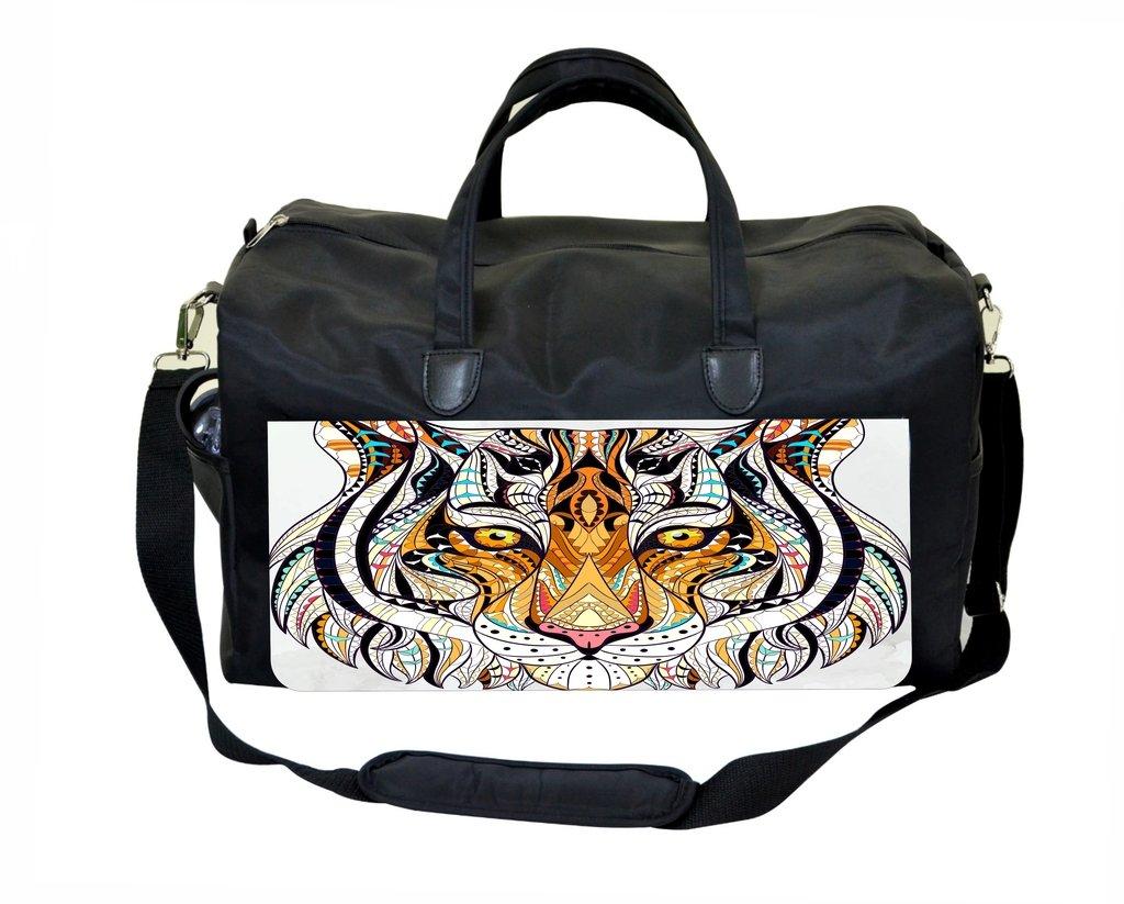 Jacks Outlet Ethnic Style Tiger Gym Bag