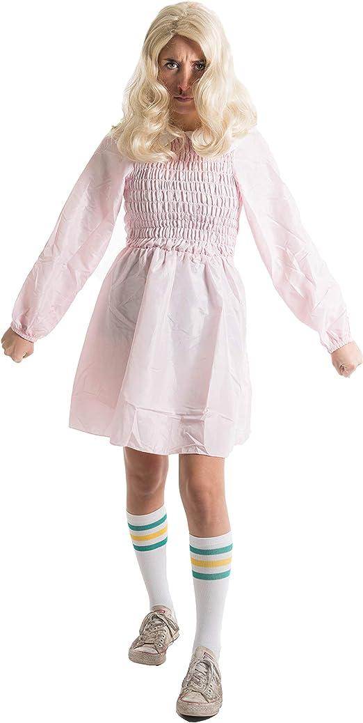Bodysocks® Disfraz de Eleven Hembra (M): Amazon.es: Juguetes y juegos