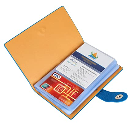 Amazon Com Business Card Organizer Ibayam 300 Slots Business Card